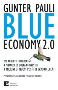 blue economy 2.0 copertina del libro book