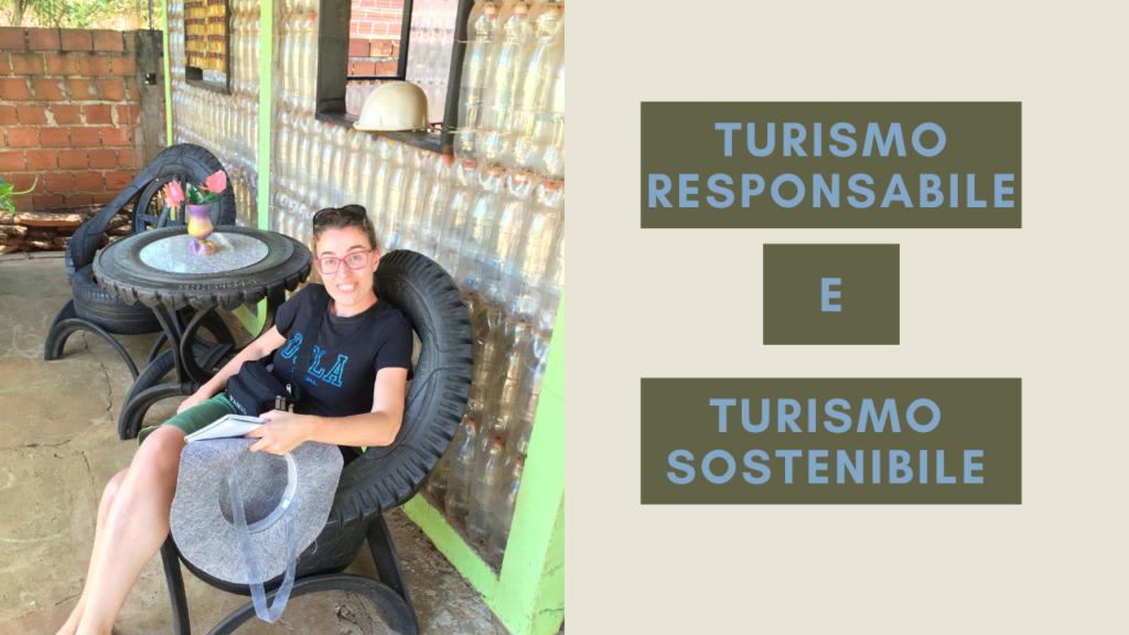 turismo responsabile_ Sara in visita a Casa de botellas, Argentina