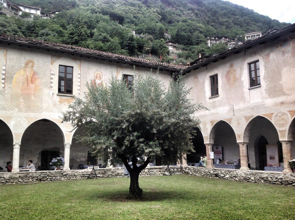 Corso individuale chiostro Santa Maria delle Grazie